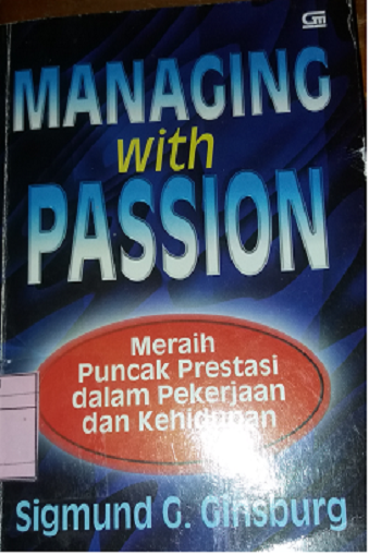 Managing with Passion