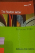 The Student Writer